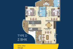 Mahira-Homes-103-2-BHK-TYPE-D-Floor-Plan