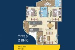Mahira-Homes-103-2-BHK-TYPE-D-Floor-Plan